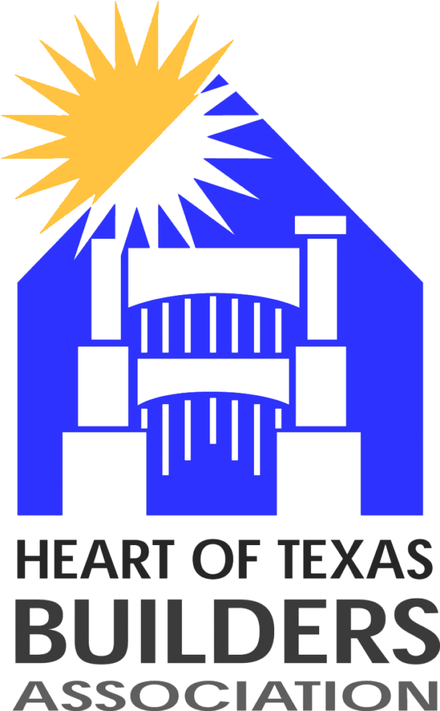 HoTBA Heart of Texas Builders Association Logo